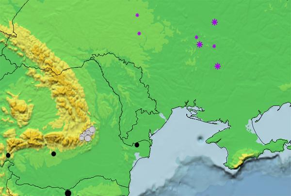 Геологическая служба США опубликовала подробную геологическую карту мира