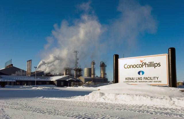 США готовятся к масштабному экспорту природного газа
