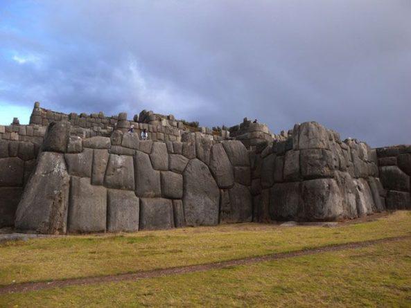Саксайуаман, окрестности города Куско, Перу