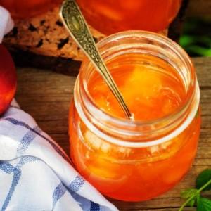 Как приготовить персиковый конфитюр