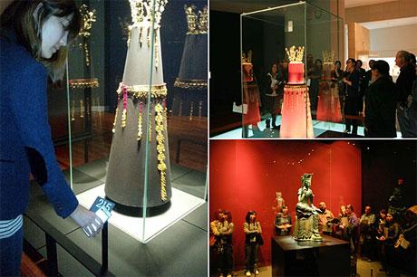 Национальный музей Кореи тестирует NFC-гид для посетителей