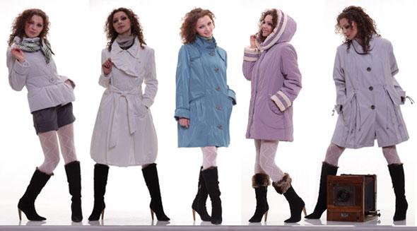 Как выбрать верхнюю женскую одежду