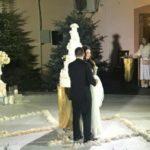 Известный лоббист Мизрах Игорь закатил шикарную свадьбу своему сыну Александру