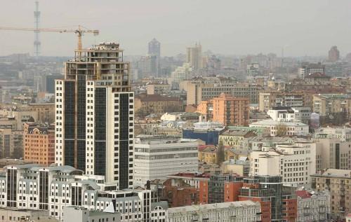Киев исчерпал потенциал строительства нового жилья