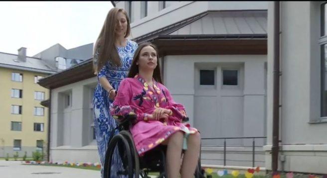 Проблемы людей с инвалидностью во Львове