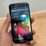 Новая информация о смартфоне Motorola