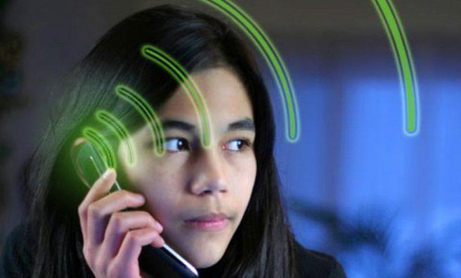 Измерение излучения мобильных телефонов