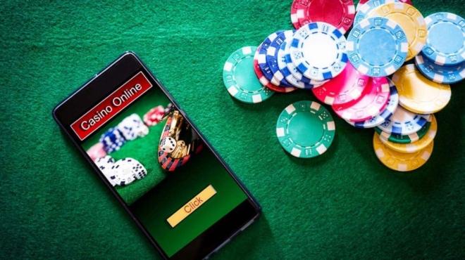 Обирайте «Gaminator Slots»