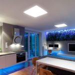 Светодиодные панели для потолка