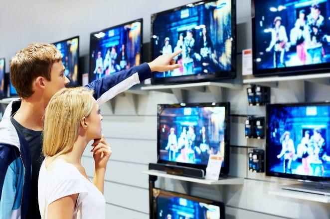 выбрать телевизор