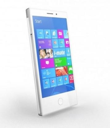 I MATE Intelegent – первый смартфон на Windows 8