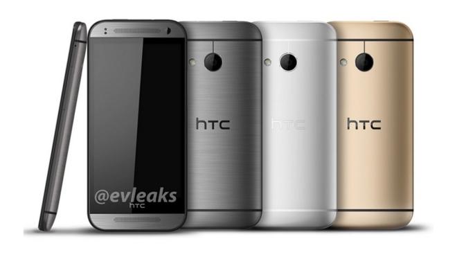 HTC готовит мини-версию смартфона One