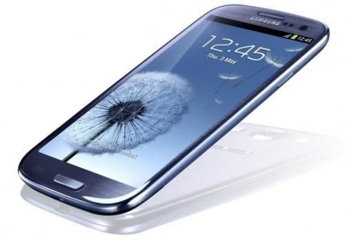 Samsung Galaxy SIII стал самым продаваемым смартфоном