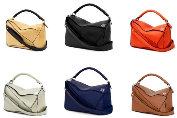 Покупайте сумки Loewe в интернет-магазине my-garderobe.com