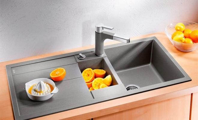 Як правильно вибрати мийку на кухню