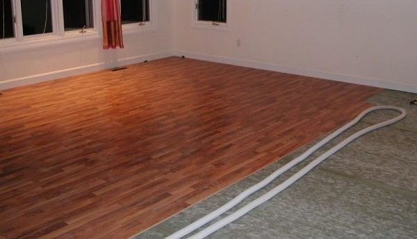 Як правильно вирівняти підлогу