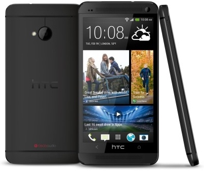 64 гигабайтный HTC One станет эксклюзивом AT&T