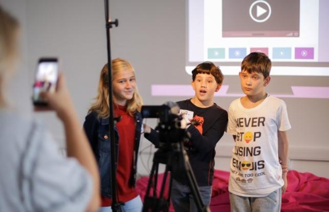 конкурс видеоблогов для школьников