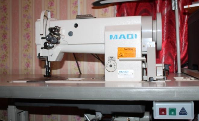 промислові двоголкові швейні машини човникового стібка замовляйте тільки в компанії «SM SHVEYMASH»