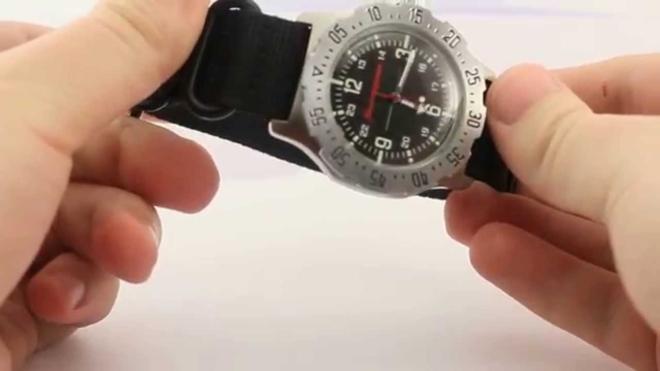 наручные часы vostok k35