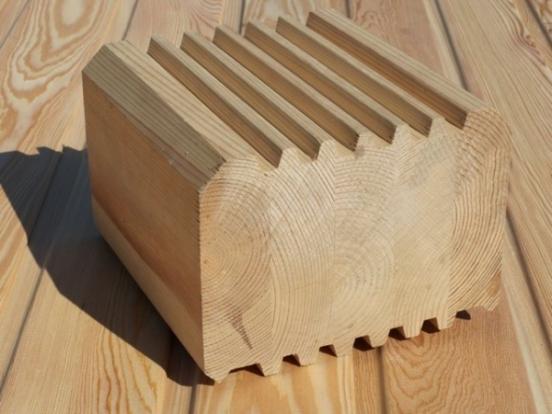 клееный брус - основные преимущества для строительства