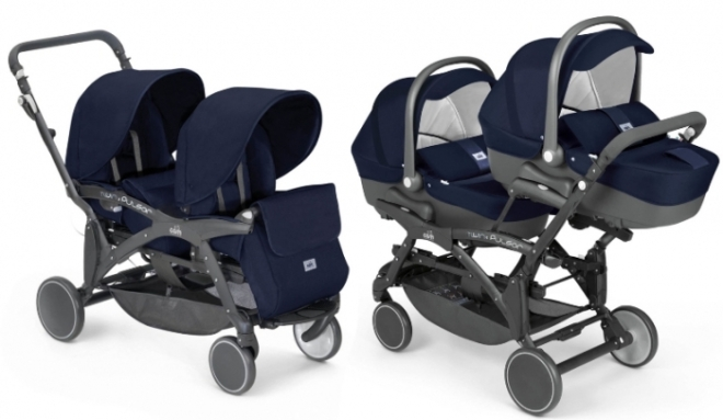 Как выбрать коляску для двойняшек — читайте на сайте radymo.com