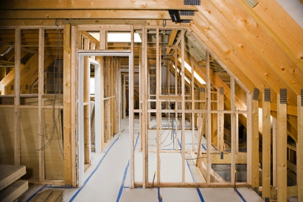 как построить дачный дом быстро и дешево?