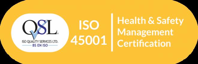 Сертификация ISO 45001. Что нужно знать?
