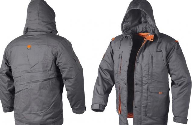 рабочие зимние куртки