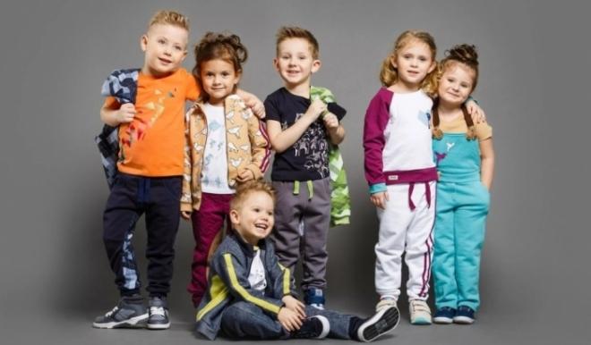 Брендовая детская одежда