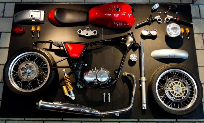 Купить запчасти на мотоцикл