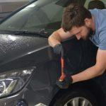 Удаление вмятин на авто без покраски