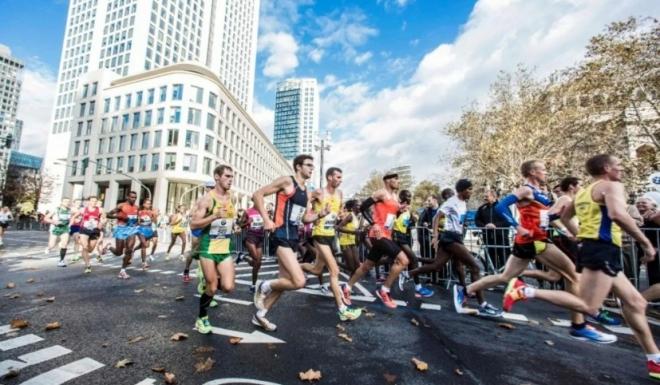 Історія про те, як Сподін Ігор став знаменитим марафонцем